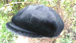 Шапка натуральный мех нерпы Женская