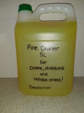 New Pine Cleaner 5L