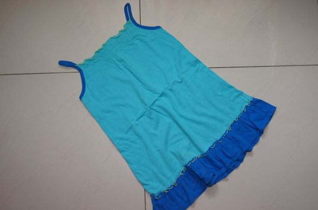 Dziewczynka 98: sukienki bluzki podkoszulki tuniki Mińsk Mazowiecki - image 4