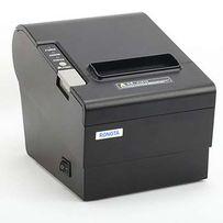 Чековый принтер печати чеков 80мм езернет LAN, USB НОВЫЙ термопринтер
