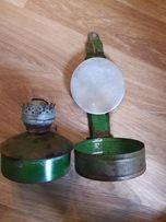Лампа керосиновая с подставкой