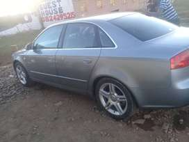 Audi a4 b7 automatic 7spd 2.0t petrol with 189k on the clock