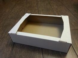 Ящики картонные разборные (коробки.экраны) для клубники и др. фруктов