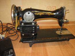 Продам швейную электрическую машинку завода Калинин