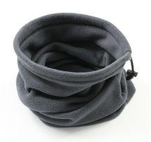 Горловик флисовый баф на флисе на лицо на шею горло на завязке/шнурке