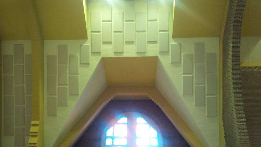 SoundProofing and Acoustic Services for Churches 0