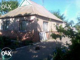 Дом кирпичный 86,6кв.м пгт.Приазовское.