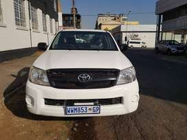 2010 Toyota Hilux 2.5 for sale