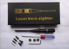Laser Bore sighter for pistols and rifles. R250