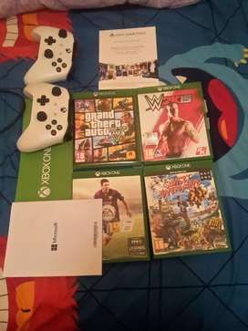 I'm am selling x box one s.   0. 7. 9.  6. 3. 8. 2. 6. 5. 9