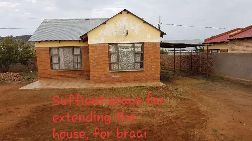 House for Sale H2 Section Botshabelo 0