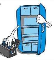 Якісний ремонт холодильників,морозильних камер всіх систем