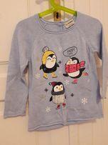 bluzka, bluzeczka na Święta 104-110