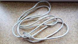 Кабель патч корд (patch cord) для компьютера/интернета и модема - 2 м