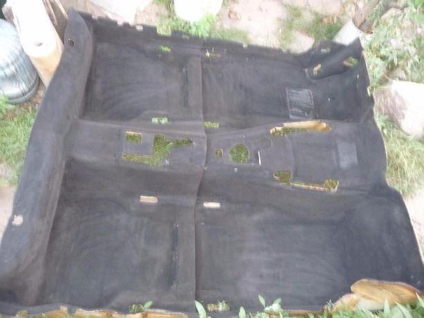 Ковролин БМВ Е36 Е46 Е39 чёрный ковёр чорний дорожка BMW седан компакт Борисполь - изображение 3