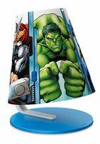 Avengers Marvel Philips - dziecęca lampka LED na biurko - nowa