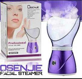 Facial steamers available taking orders