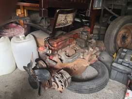 Chevrolet 4100 Complete Engine and Gearbox