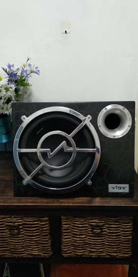 """Vibe 12"""" powered SUBWOOFER 1400 WATTS"""