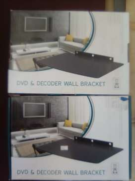 DVD and decor wall bracket