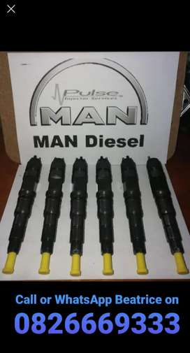 Man Truck TGA Diesel injectors at an affordable price