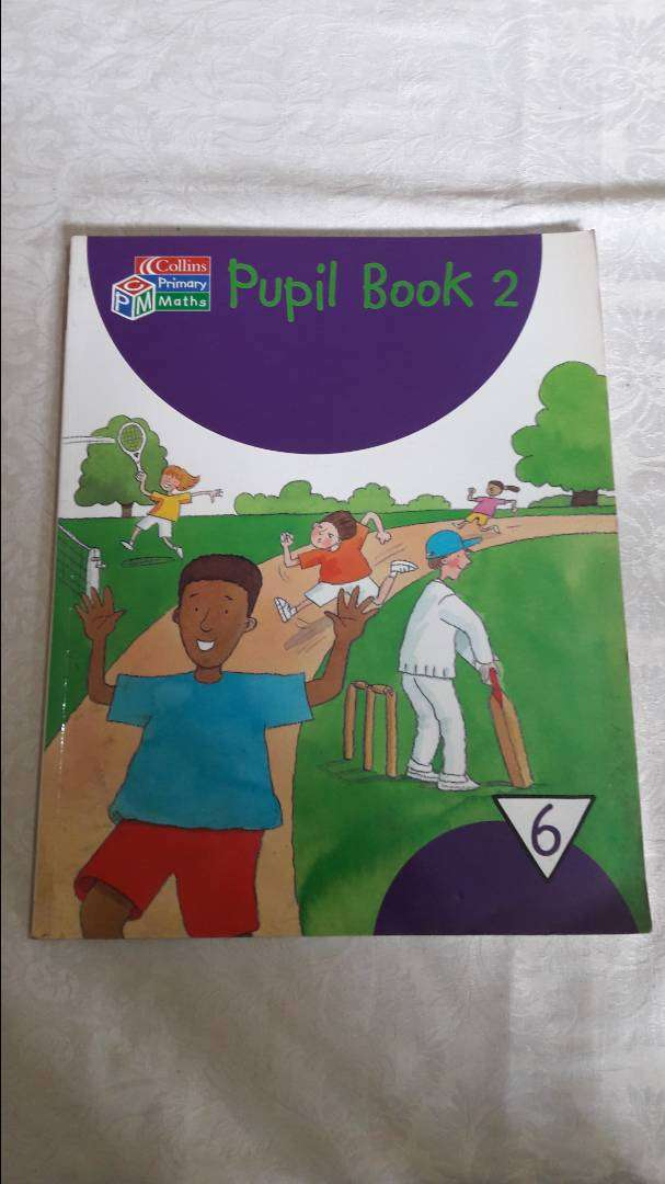 Pupil Book 2 Collins Primary Math 0