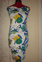 Новый нарядный испанский сарафан платье.В не сезон дешевле.