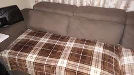L-Shape Sleeper couch
