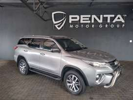 2018 Toyota Fortuner 2.8 GD-6 A/T 4X4