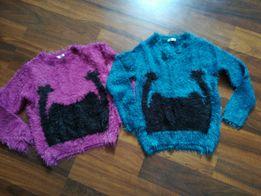 Dla bliźniaczek, swetr