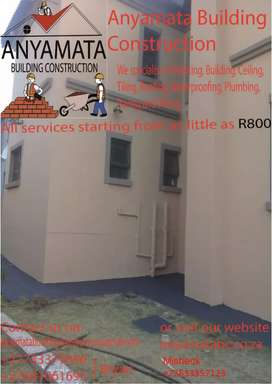 Our service start from R800