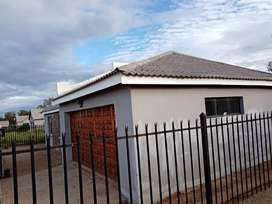 A NEWLY BUILT BEAUTIFUL HOUSE FOR SALE IN BLOEMSPRUIT BLOEMFONTEIN