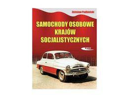 Książka Samochody osobowe krajów socjalistycznych Zdzisław Podbielski