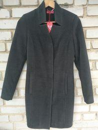 """Нове! Пальто """"Тасманія"""" сірого кольору на підкладці. Тканина кашемір."""