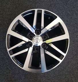 Toyota hilux 17inch