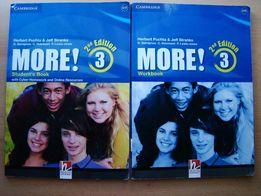 More! 3 Podręcznik ćwiczenia Cambridge + CYBER HOMEWORK + ONLINE