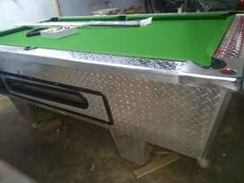 Pool table and snooker repairs.