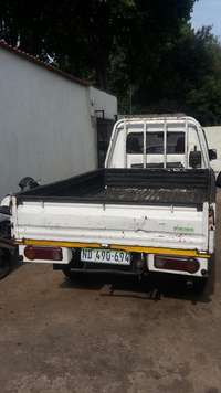 Image of Am selling my hyndai bakkie