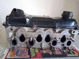 Vw jetta 3 cylinder head + cover