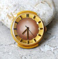 часы Восток СССР Олимпиада 80 Позолота Au-10
