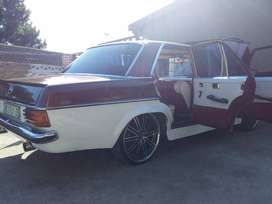 Mercedes 230 .4 manual 4 speed