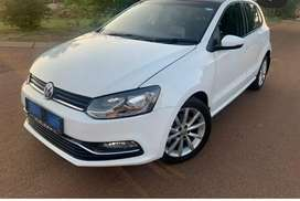 Automatic Polo tsi highline Dsg 2016 great condition