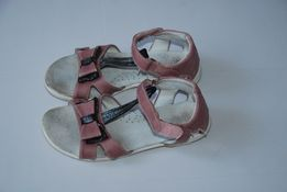 kornecki sandały R 32 skóra naturalna