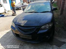 Mazda 3 1.6 Z6 2005 Stripping For Spares And Body Accessories