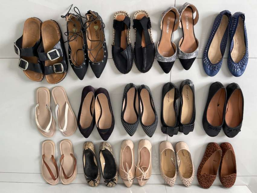Pumps and sandals