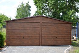 PROMOCJA !Nowoczesny garaż blaszany 6x5 wzmocniony, bez pozwolenia