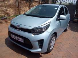 2018 Kia picanto, 1.0, with only 22000km