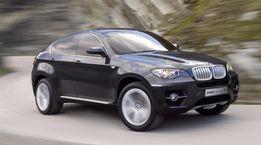 Запчасти новые и б.у. BMW X6