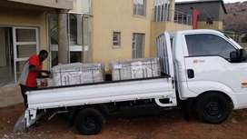 Bakkie and truck for hire in and out of Port Elizabeth Area