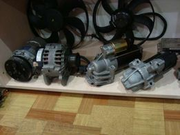 Генератор компрессор Стартер насос муфта ГУ Ford Транзит разборка шкив